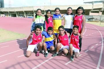 Otorgan el bronce de mini atletismo a Chuquisaca