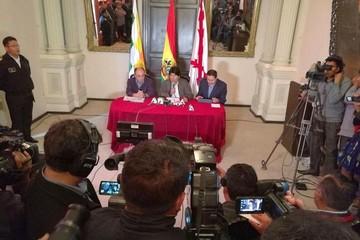 Gobierno anuncia hallazgo de nuevos reservorios de gas en Chuquisaca
