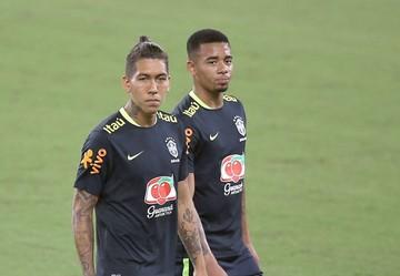 Alves y Gabriel se unen al trabajo de la Canarinha