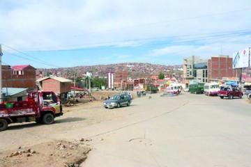Dilatan conclusión de la avenida Juana Azurduy de Padilla