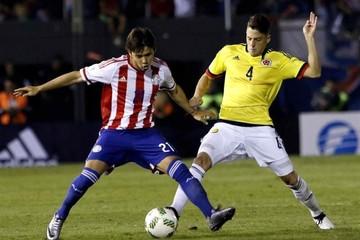 Con gol de Edwin Cardona, Colombia vence a Paraguay en Asunción