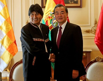 China garantiza a Bolivia créditos para desarrollo
