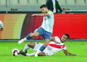 Argentina cede otro empate