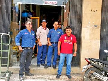AGSA provee de maquinaria industrial y equipos