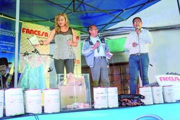 Sucre renueva solidaridad con enfermos de cáncer