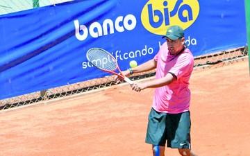 Tenis inicia extenso torneo