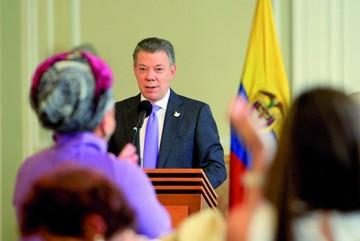 """Santos: """"El Nobel es un mandato y un tributo"""""""