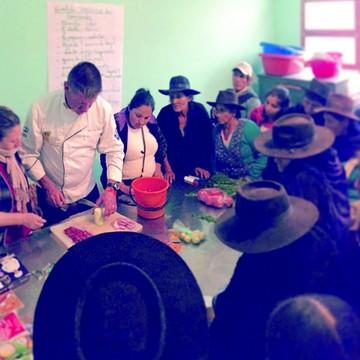 Impulsan consumo internode amaranto en Bolivia