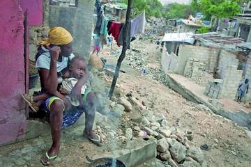 HAITÍ, EL PAÍS QUE ACUMULA DESGRACIAS