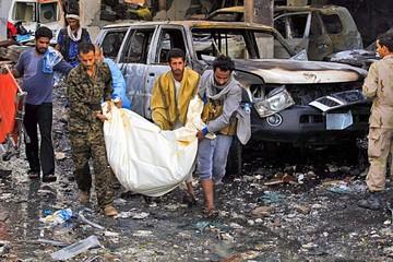 Ataque provoca masacre en la capital de Yemen