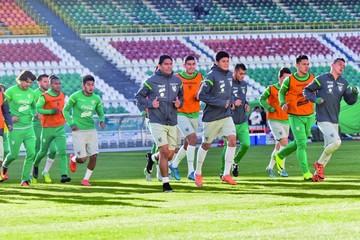 Bolivia mantendrá la base que jugó en casa