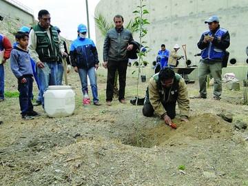 Forestan la planta de tratamiento de aguas