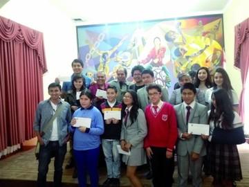Concurso cívico premia a 14 participantes