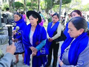 Mujeres son electas con acuerdos de alternancia en el MAS