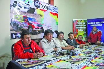"""""""Dakar boliviano"""""""