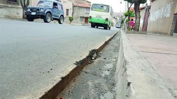 Dejan pendiente conclusión de asfaltado