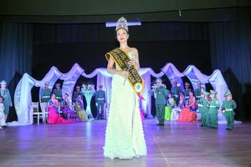 Coronación de la Reina  del Liceo Militar