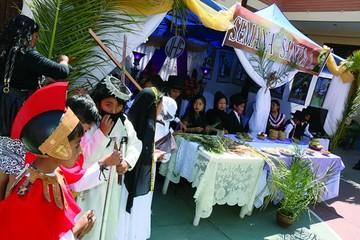 Recrean tradiciones de Sucre en nueve fiestas