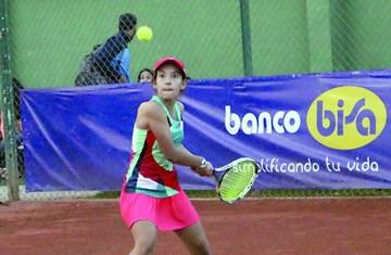 Nacional de Tenis en última etapa en la Capital