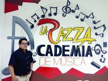 La Razza apuesta todo por abrir una academia musical