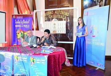 Accesibilidad del Premio Juana Azurduy crece