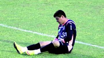 Hugo Suárez en duda para jugar mañana