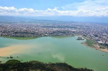 Especialista advierte que la laguna Alalay de Cochabamba corre el riesgo de secarse