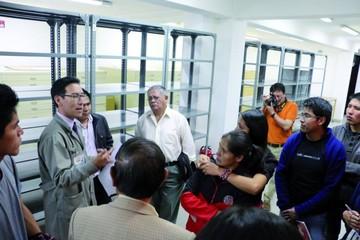 Exitosa jornada de puertas abiertas realza al ABNB