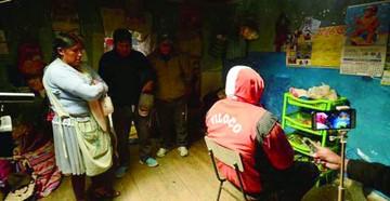 Arapaya declara en La Paz por el asesinato de Illanes