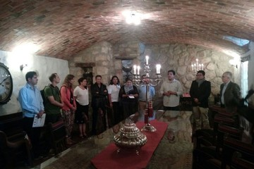 Sucre recibe a Caravana Europea de Operadores de Turismo