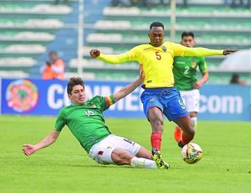 Bolivia cae cinco puestos