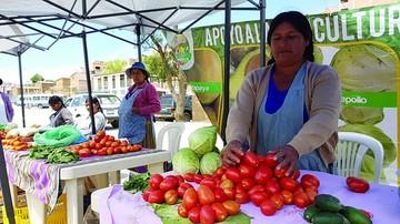 Feria del precio y peso justo cierra con éxito