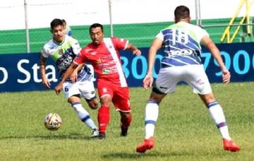 Universitario pierde por goleada frente a Guabirá
