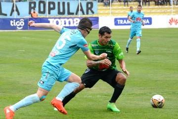 Bolívar consigue una agónica victoria 2-1 sobre Sport Boys en La Paz