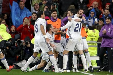 Madrid al frente