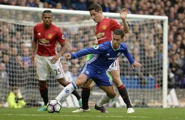 Chelsea humilla al  United de Mourinho