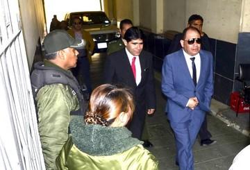 Romero dice que no replegó a la Policía para no desproteger a Illanes