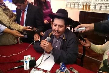 Urquizu dice que no le preocupa su alto nivel de desaprobación en las encuestas