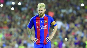 CR7 y Messi van por el oro
