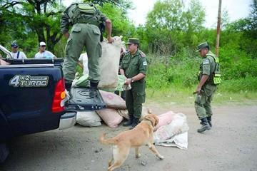 Ferreira: Entre 10 a 15 naves con droga cruzan la frontera