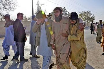 Estado Islámico masacra en academia de policías