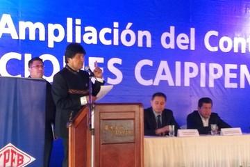 YPFB amplía el contrato de operaciones del área Caipipendi con Repsol hasta el año 2046