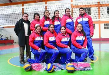 Voleibol organiza interclubes