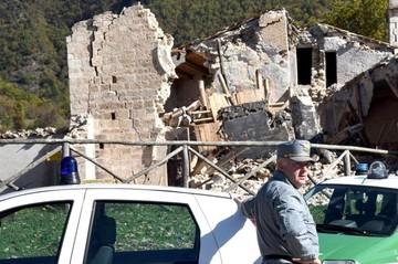 Miles de personas, sin casa indefinidamente tras los terremotos en Italia