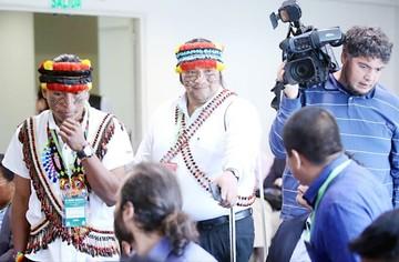 Amazonía: Indígenas apoyan su cuidado