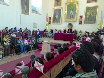 Pacto entre municipios de Bolivia y Argentina