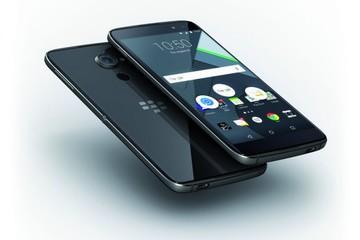 Blackberry presenta su nuevo android con sensor