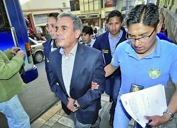 Caso puestos: Suspenden audiencia contra Salinas