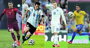 "FIFA presenta ""The best"""