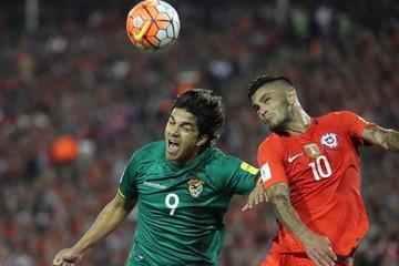 "Chile ""respeta"" fallo de la FIFA que le otorgó puntos de partido con Bolivia"